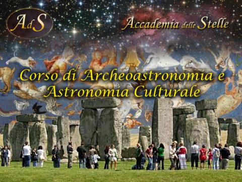 Corso di Archeoastronomia