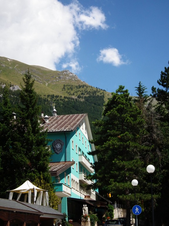 Esterno hotel Fiordigigli