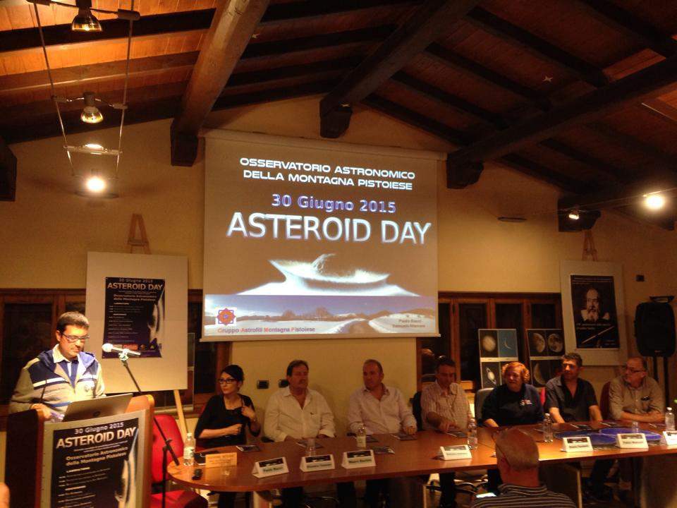 gamp asteroid day
