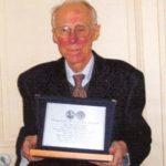 Audouin Dollfus - Premio Lacchini UAI 1994 – Milano