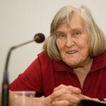 Margherita Hack - Premio Lacchini UAI 1998 – Sessa Aurunca (CE)