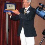 Giovanni F. Bignami - Premio Lacchini UAI 2006 – Catania