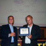 Jean-Pierre Luminet - Premio Lacchini UAI 2008 – Biella