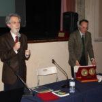 Franco Foresta Martin - Premio Lacchini UAI 2016 – Prato