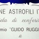 Premio Ruggieri UAI 2010 - Giancarlo Favero