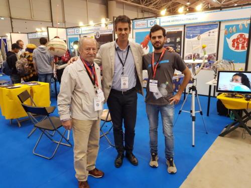 UAI@MFR: Presidente + Andrea^2